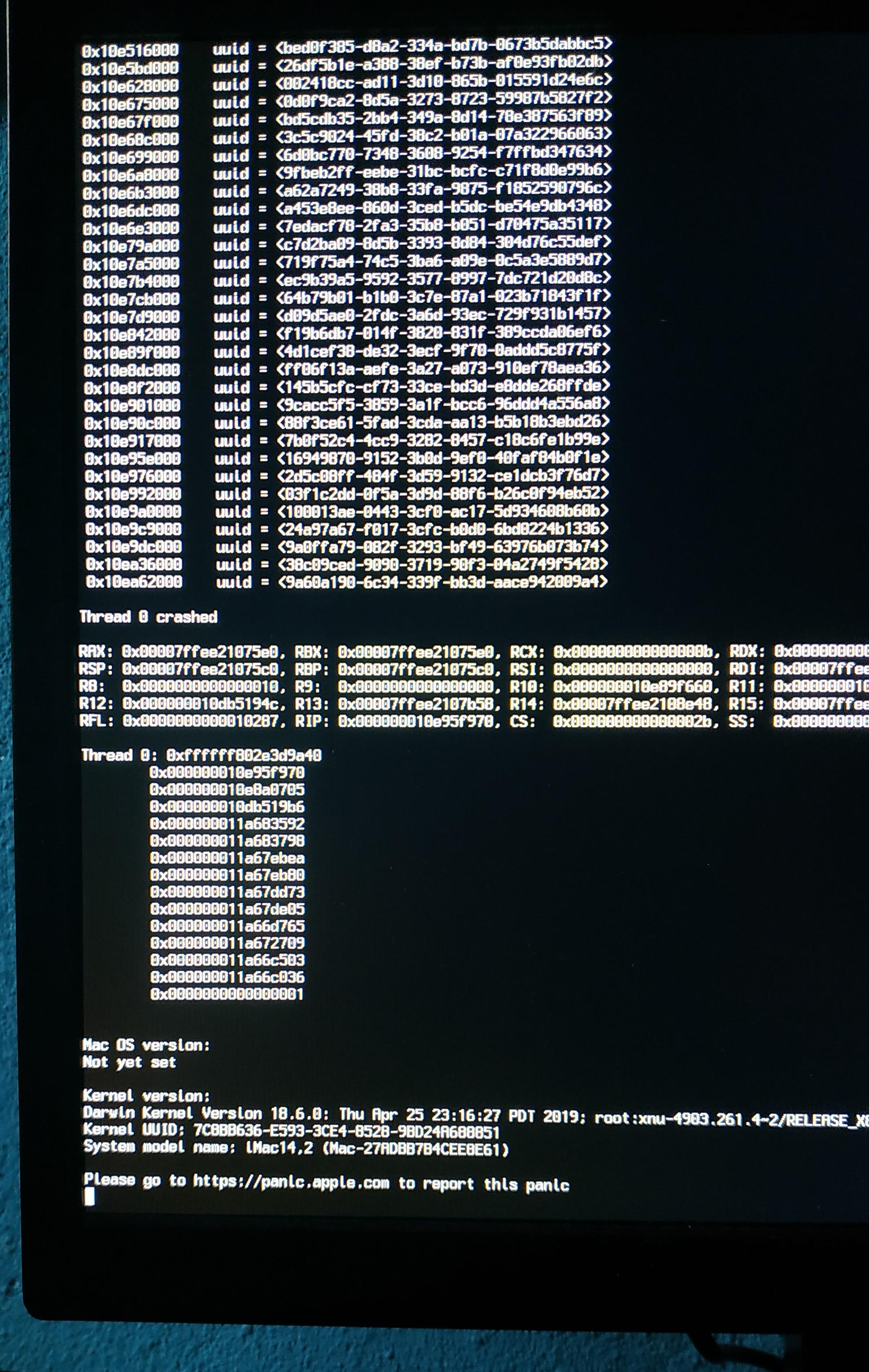 Problema na instalação do hackintosh AMD - Hackintosh - MM Fórum